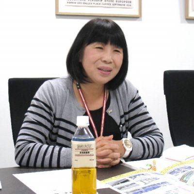 株式会社アール・ケイ・トラック 商品センター運営部 鳩山センター長 野田 峰子 様