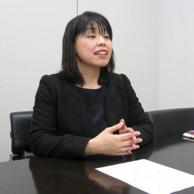 ブリヂストン物流株式会社 西日本支社 事業管理課長 江頭 幸子 様