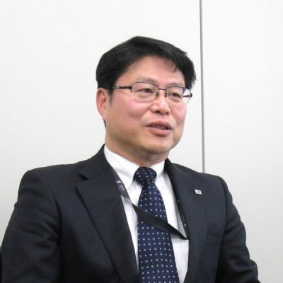 ブリヂストン物流株式会社 代表取締役社長 坂梨 明 氏