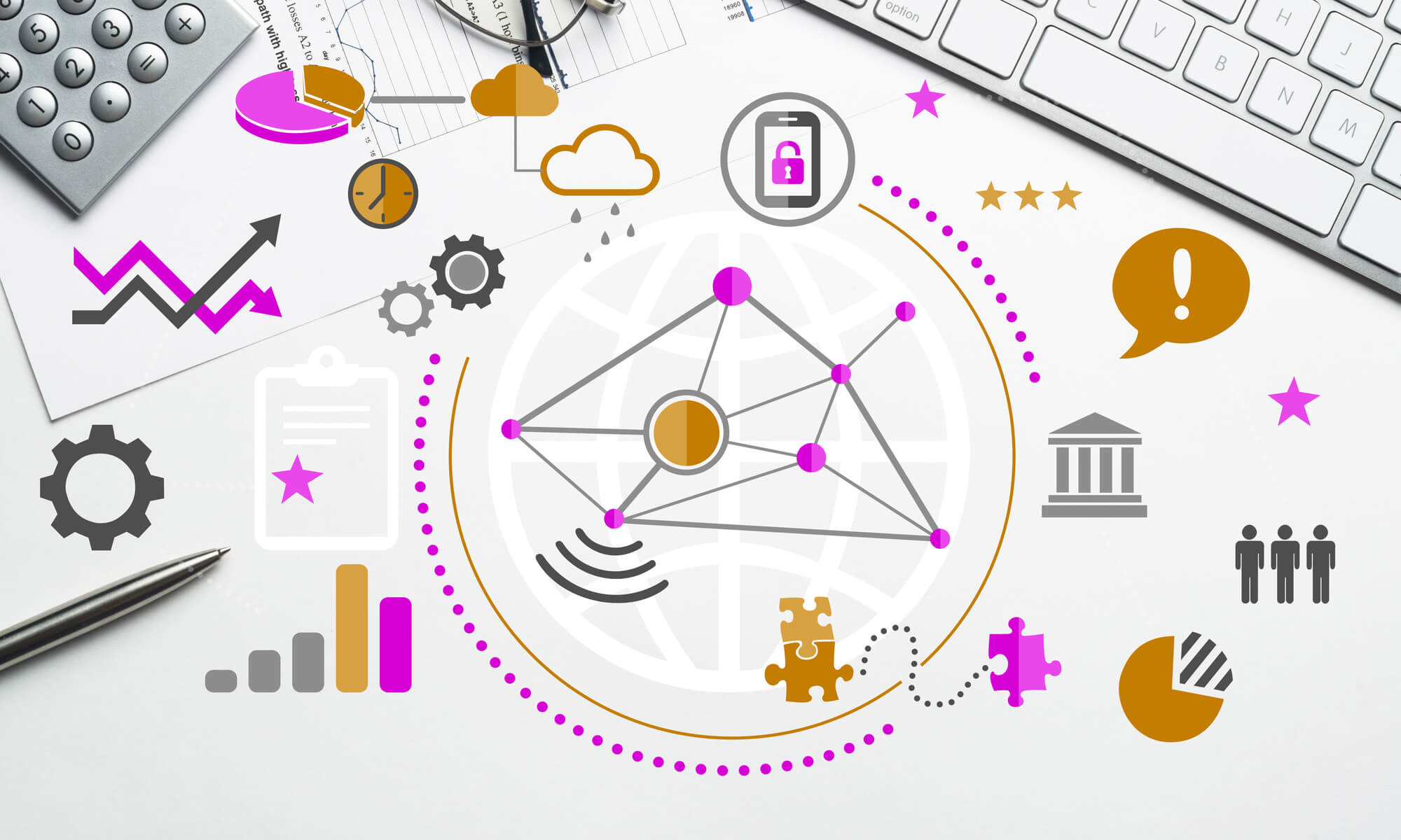 WEBマーケティングが 物流企業の業績アップの成否を決定する