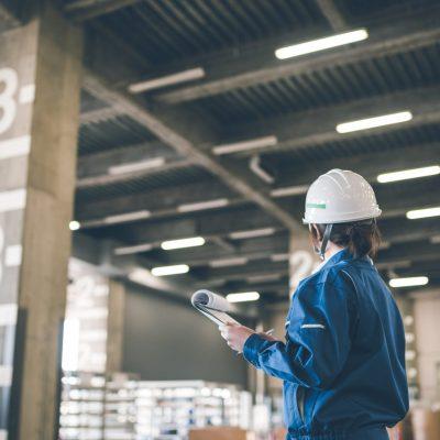 拠点立上げで重要な業務・輸配送・拠点設計の流れ