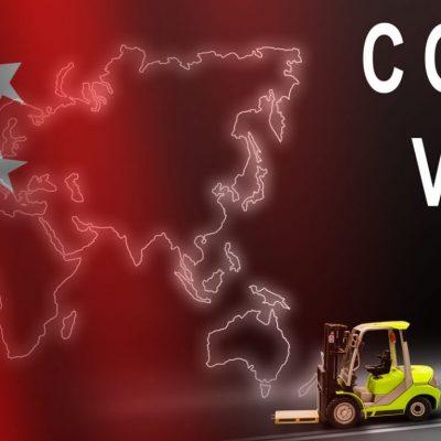 コロナ禍の中国物流