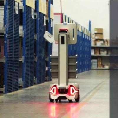 物流ロボットの導入効果-withコロナ時代の倉庫自動化-
