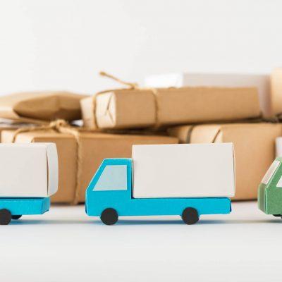 荷主企業の皆さん、最適な運送事業者や運送便を選定されていますか